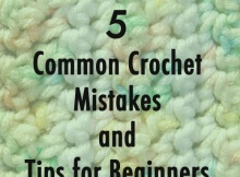 Crocheting Mistakes