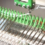3d knitting machine