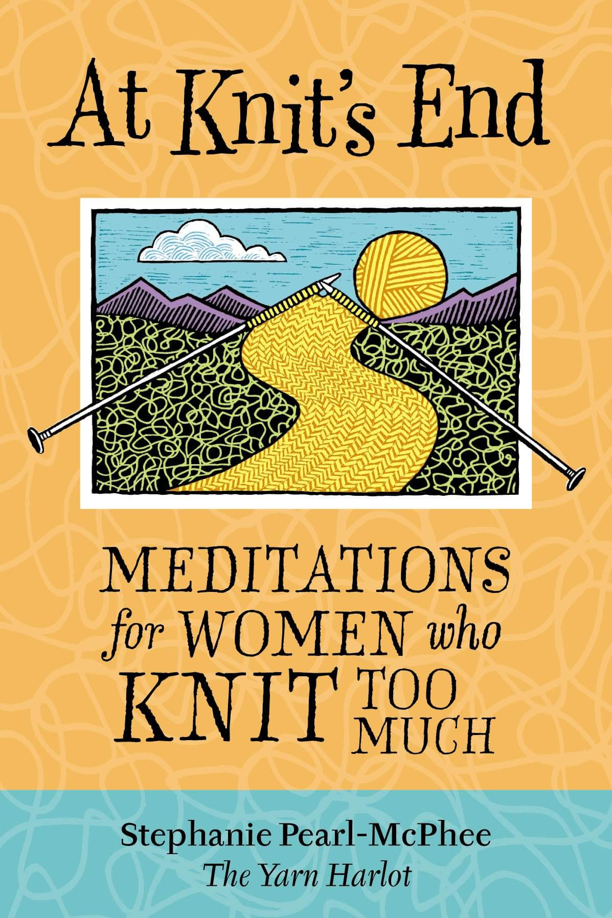 book on knitting