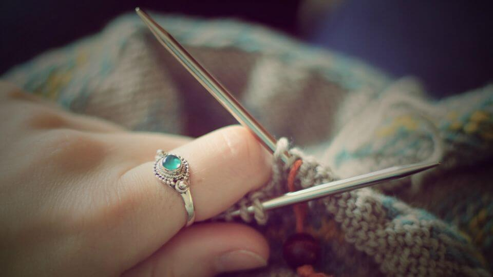 Unexpected Health Benefits of Knitting and Crocheting