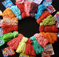 Dyeing with KoolAid - Free Instructions