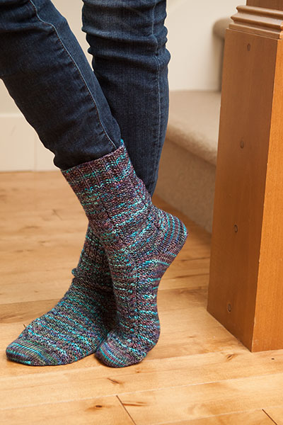 Free Knit Thermal Socks