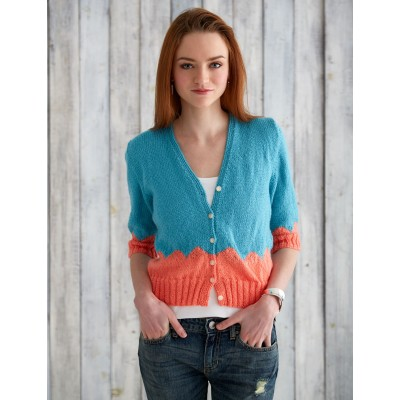 Easy Breezy Knit Cardigan Pattern