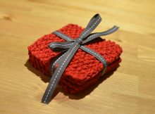 Super Simple Knit Coasters