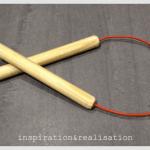 Large knitting needles