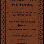 1840s Crocheting