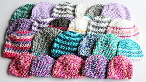 Crochet Had donations