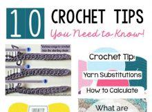 10 crochet tips