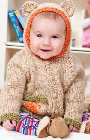 baby bear knit pattern