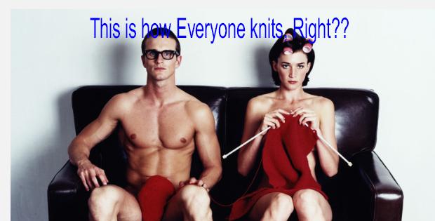 knitting joke