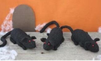 knit rat