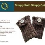 Free Basic Knit BootCuff Pattern