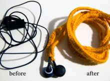 Crochet Ear Bud Covers