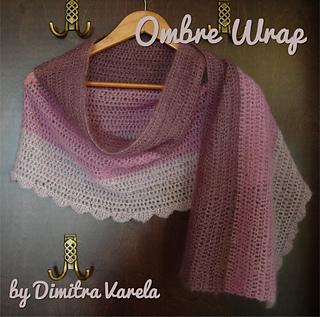 Free Crochet Wrap Pattern