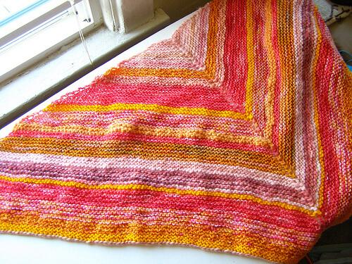Free Knit Prayer Shawl Pattern