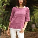 Free Knit Bamboo Sweater Pattern