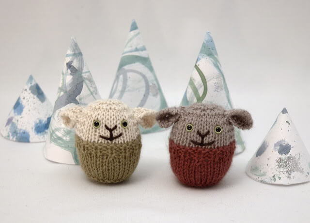 Mini-Pookie! - Free Knitting Pattern