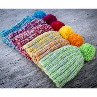 Last Minute Free Hat Knitting Pattern