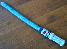 Free Star Wars Crochet Light Saber Pattern