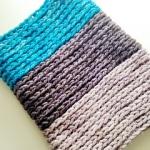 Crochet Not Knit Cowl Pattern