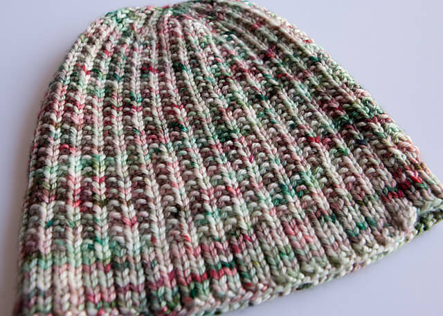 Free Knit Hat Pattern - Flynn