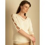 Free Knit Bamboo Top Pattern