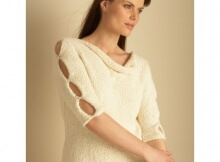 Free Knit Bamboo Top Pattern