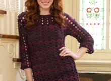 Free Seamless Crochet Tunic Pattern