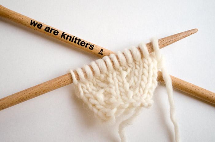 Symmetrical Knit Increase Techniques