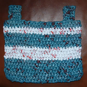Crochet A Walker Caddy For Yourself Or A Senior You Know Free
