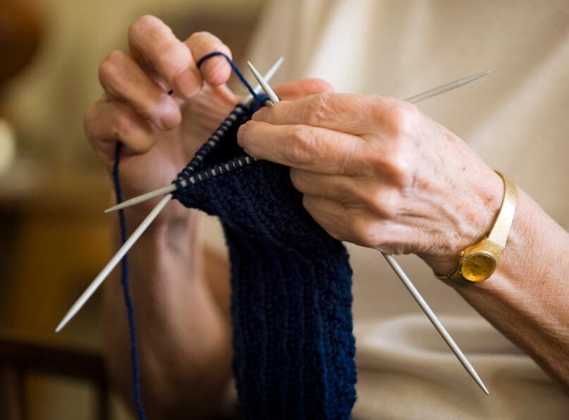 Is it Rude to Knit in Public?