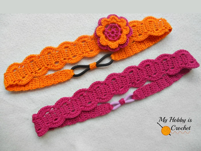 Free crochet headband