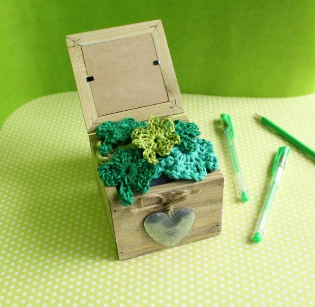 Free Crochet Shamrock Patten