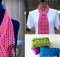 Free crochet scarves and tissue holder patterns