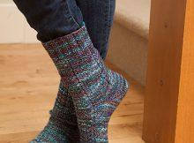 Free Knit Thermal Socks