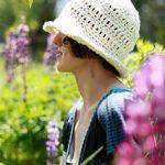 Free Crochet Sun Hat Pattern