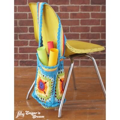 Free Crochet Market Bag