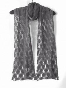 Sparrow Shawl Free Crochet Pattern