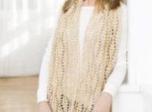 Starlight Crochet Shawl