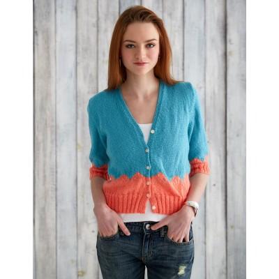 Easy Breezy Knit Cardigan Pattern