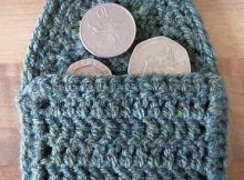 Crochet 1 Hour Change Keeper