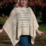 Crochet Perfect Fall Poncho